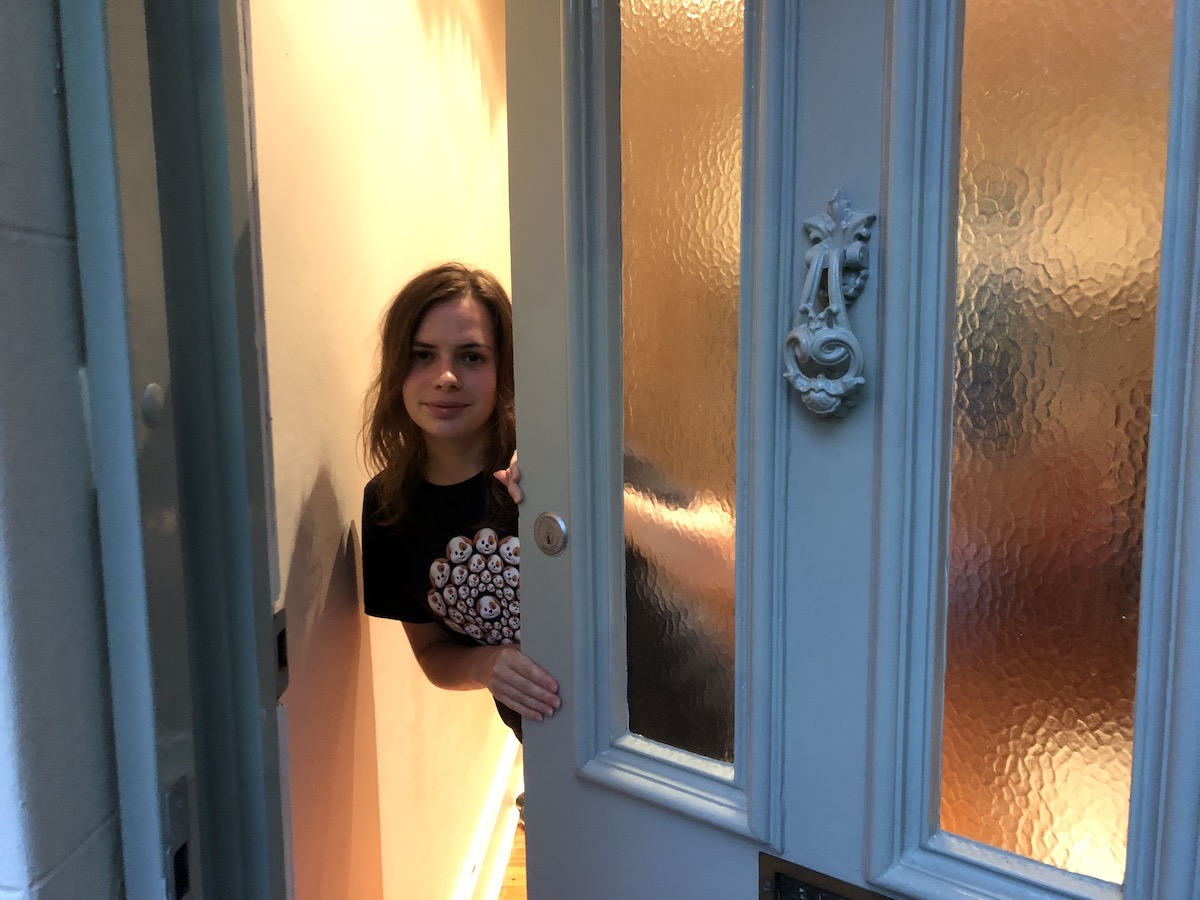 «За кадром»  – Психология с Василисой Чащиной